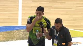 Libertadores da Amrica de Futsal Leones de Narin Colmbia x S. S. Bocca Equador