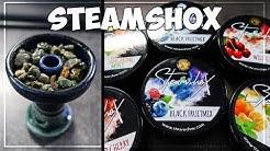 Steamshox Dampfsteine - Tabakersatz für die Shisha 🔥