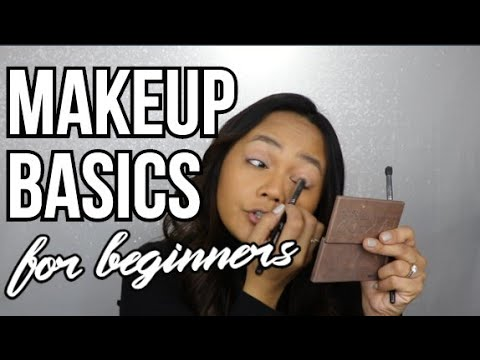 makeup basics for beginners  easy simple  youtube