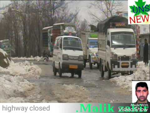 JAMMU SRINAGAR NATIONAL HIGHWAY CLOSED ON CONSECUTIVE 4TH DAY  .