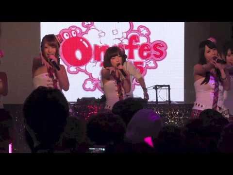 MGZ(ミリオンガールズZ) メジャーデビュー発表ライブ<ダイジェスト版>
