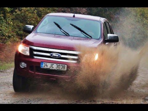 Test - Ford Ranger