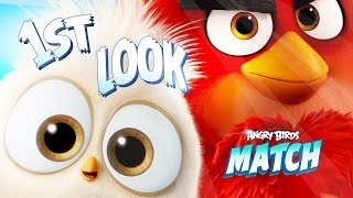 Angry Birds Match by Rovio [Android/iOS] Gameplay ᴴᴰ