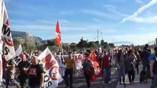9 Maggio 2013 - 35° anniversario morte Peppino Impastato - Cinisi - Terrasini