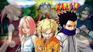 So sollten Naruto, Sasuke & Sakura WIRKLICH aussehen!