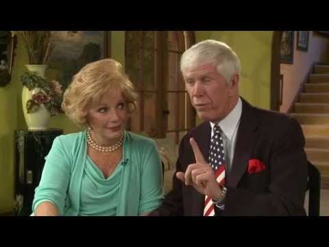 Actress Ruta Lee and Webb Lowe talk success in marriage with Mike Tucker for Mad About Marriage