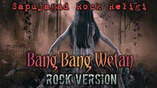 BANG BANG WETAN (Rock cover) - Sapujagad Rock Religi - MALANG MUSIC FEST 2020