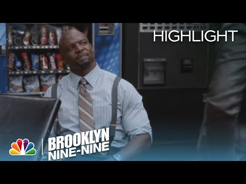 Terry Tells Jake His Secret | Season 2 Ep. 13 | BROOKLYN NINE-NINE