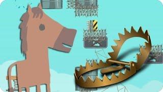 ?EL DIA DE LOS PINCHOS! | ULTIMATE CHICKEN HORSE Con Sara y Luh