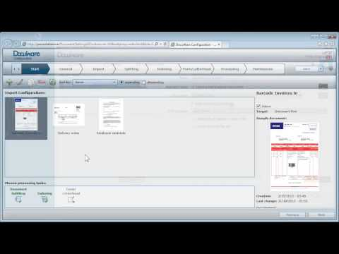 DocuWare Tutorial: Scanning with Copy Devices or Network Scanners