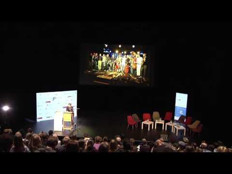 """Keynote Michal Tomaszewski - """"2gather - gegen Rassismus und Fremdenfeindlichkeit"""" 8.10.16 Dresden"""