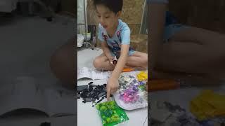 Sushi giới thiệu món quà Lego - giải thưởng trong Nhanh Như Chớp Nhí - 20191126