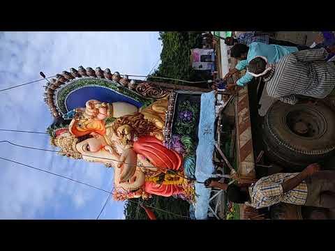 HF Nagar Ganesh Nimarjanam 2017