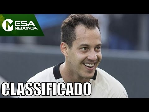 Corinthians Vence O Botafogo E Avança No Paulistão (09/04/17) - Mesa Redonda