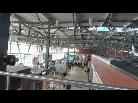 The Ottawa International Airport