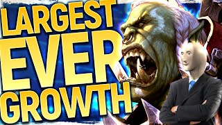 ...this Is Incredible Wow's Largest Ever Growth Shadowlands Release Patch 8.3 Reveals Andamp More