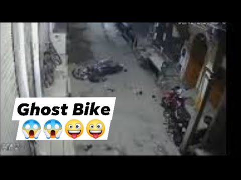 Gumnaam h koi // Ghost bike // ??