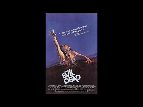 Paco - 31 NIGHTS OF HORROR NIGHT 3: THE EVIL DEAD (1981)