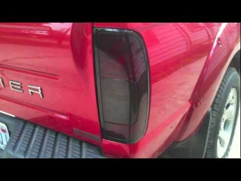 DIY Tips: How To Smoke Tail Lights Using Paint and Clear That With Last