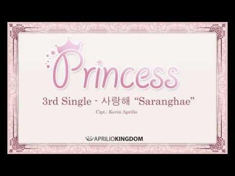 Princess 3rd single - Saranghae (Official Audio)