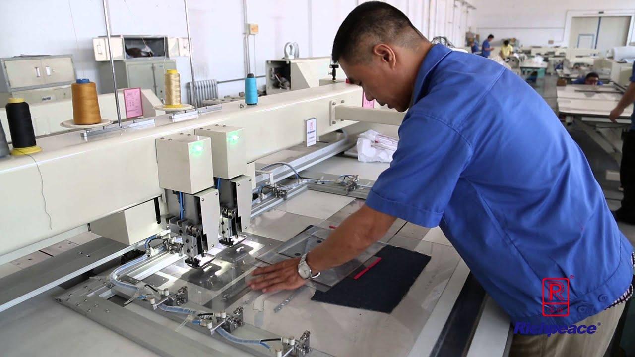jean machine sewing machine