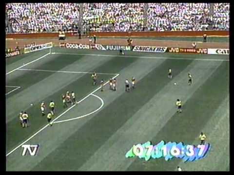 USA 94 - Suiza 0 Colombia 2 - Grupo A