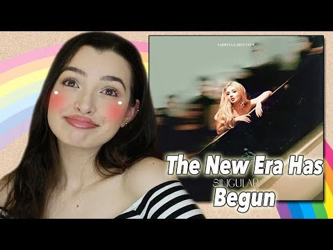 Singular Act I ~Sabrina Carpenter Album Reaction Mp3