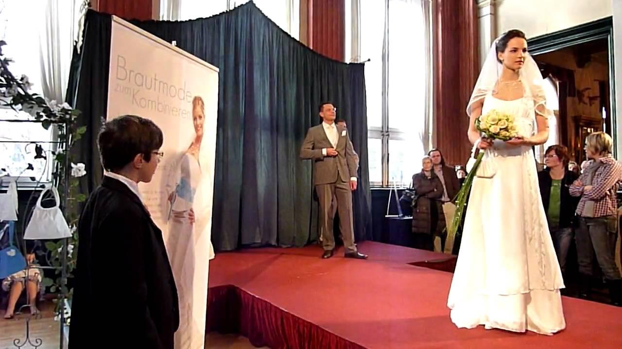 BRAUTconcept Modenschau Teil 9 Hochzeitsmesse Hochzeit & mehr Celle 2090