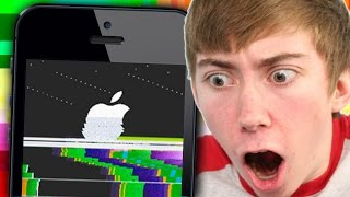 iPHONE GAME GLITCHES (iOS Gameplay Montage)