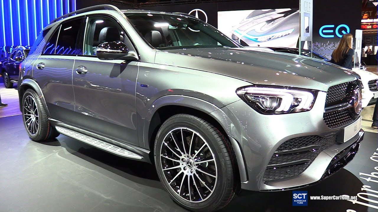 2020 Mercedes Benz GLE Class GLE 350 d - Exterior and Interior Walkaround - 2020 Brussels Auto Show