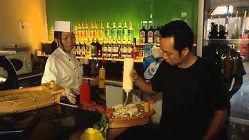 Sushi mit Max Tu in Hittfeld