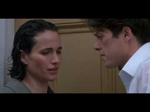 Four Weddings and a Funeral - Is It Still Raining?