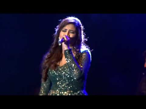 Shreya Ghoshal Live Performance Sydney Australia