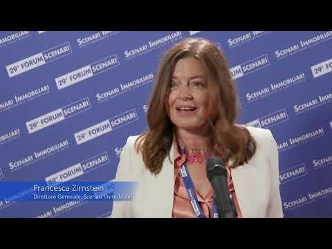 29° Forum | Francesca Zirnstein - Scenari Immobiliari