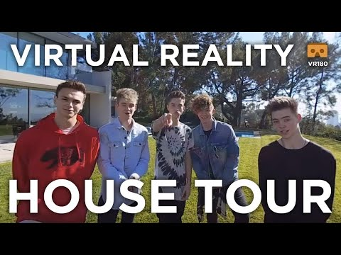 Why Don't We • 180 Virtual Reality Google Daydream House Tour