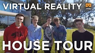 Why Don't We • 180 Virtual Reality Google Daydream House Tour thumbnail