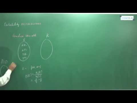 VTU Engineering Maths IV: Probability Distribution : Full HD Video