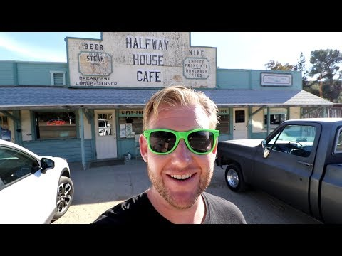 #471 (11/20/2017) HALFWAY HOUSE CAFE -The A-Team & Tales From The Crypt : Filming Locations