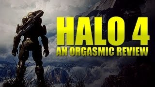 Halo 4 - Lost for words! - an orgasmic review