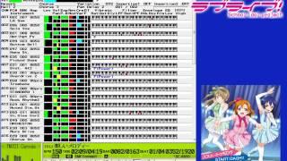 【MIDI】μ's / START:DASH!! を耳コピしてみた 【ラブライブ!】