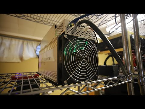 How Much BITCOIN Mined In 2 Months On This ASIC Miner?