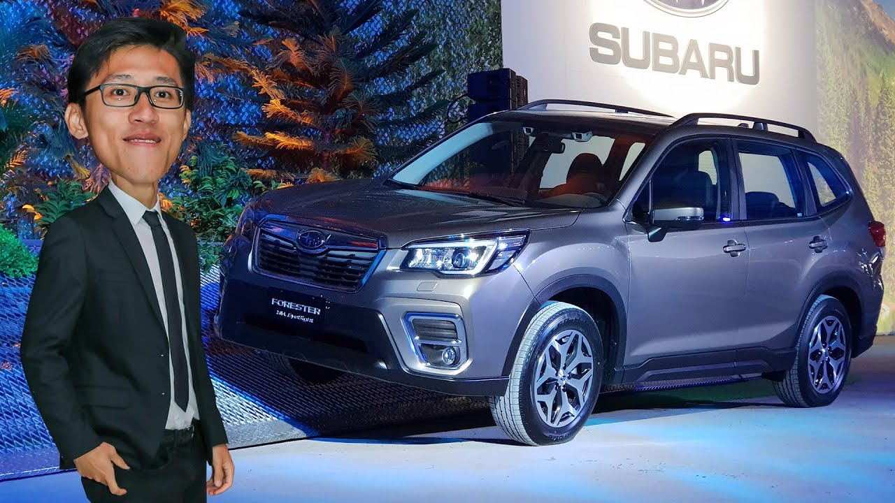 Quick Look 2019 Subaru Forester With Eyesight In Malaysia Next