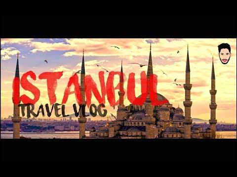 Istanbul, Turkey Travel Vlog