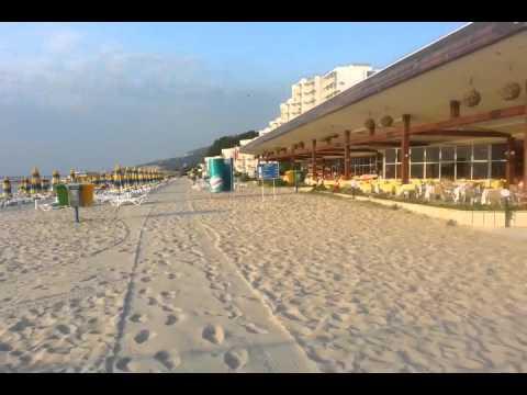 Hotel Gergana Beach In Albena