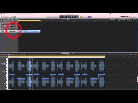 LogicProX Audio to Midi