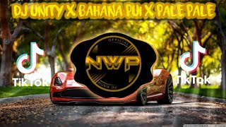 DJ TIK TOK TERBARU 🎧 DJ UNITY X BAHANA PUI X PALE PALE REMIX VIRAL FULL BASS