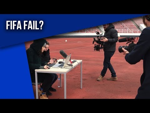 MATYÁŠ MÁLEM UMŘEL! - FIFA IN REAL LIFE (BEHIND THE SCENES)