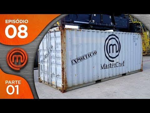 MASTERCHEF BRASIL (24/04/2018)   PARTE 1   EP 08   TEMP 05
