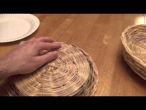 Farberware BBQ Bamboo Plate Holders (Set of 4) Review