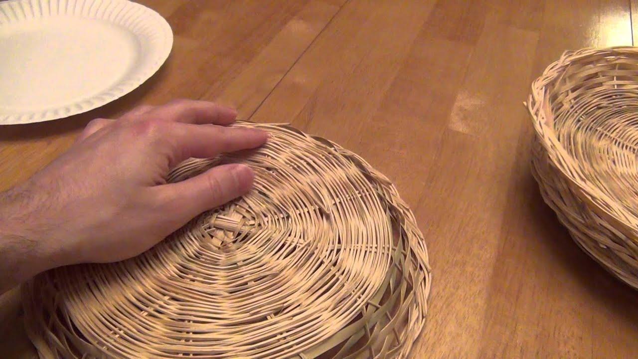 Farberware BBQ Bamboo Plate Holders (Set of 4) Review & Farberware BBQ Bamboo Plate Holders (Set of 4) Review - YouTube